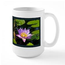 Nymphaea sp Mug