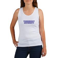 Taxidermist University Women's Tank Top