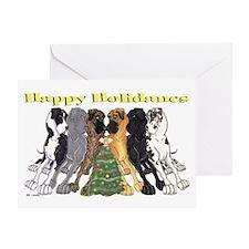 N6 HHXMAS Greeting Card