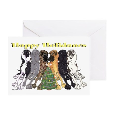 N6 HHXMAS Greeting Cards (Pk of 10)