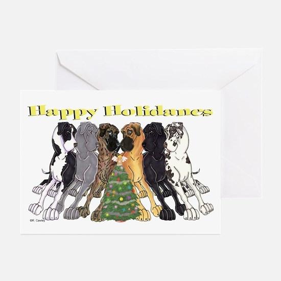 N6 HHXMAS Greeting Cards (Pk of 10)
