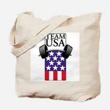 Cool Strongman Tote Bag