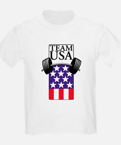 TEAM USA HR T-Shirt