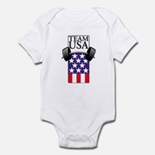 Cool Muscular body Infant Bodysuit