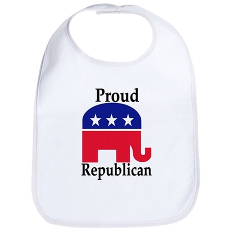 Proud Republican Bib