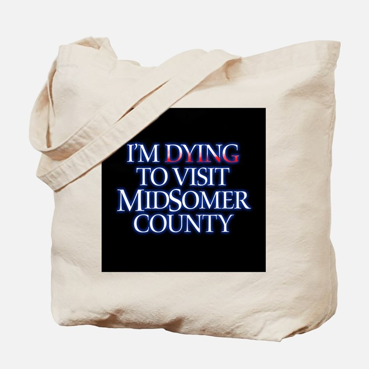 Dying to Visit Tote Bag
