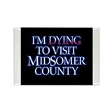 Midsomer murders Magnets