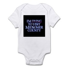 Dying to Visit Infant Bodysuit