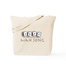 Mah Jong Winds Tote Bag
