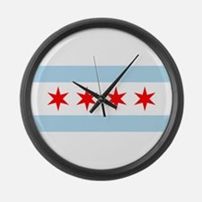 Chicago Large Wall Clock
