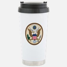 Presidents Seal Stainless Steel Travel Mug
