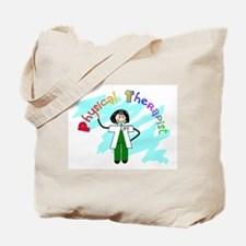 Physical Therapy Tote Bag