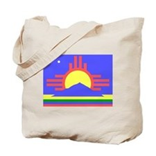 Roswell Tote Bag