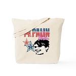 Palin Power Reusable Canvas Tote Bag