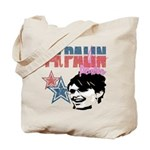 Palin Power Reusable Canvas Tote Bag