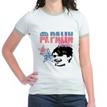 Palin Power Jr. Ringer T-Shirt