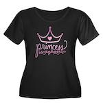 Princess Scrapbooker Women's Plus Size Scoop Neck