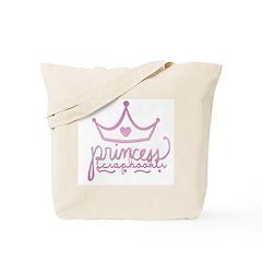 Princess Scrapbooker Tote Bag