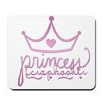 Princess Scrapbooker Mousepad