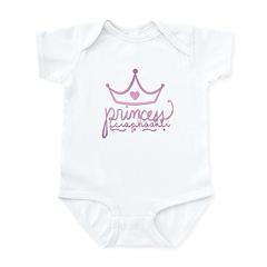 Princess Scrapbooker Infant Bodysuit