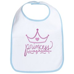 Princess Scrapbooker Bib