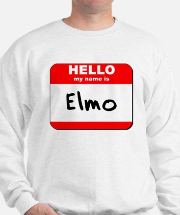 Hello my name is Elmo Jumper