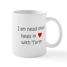Funny Heart taryn Mug
