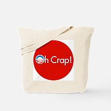 Oh Crap! Obama Tote Bag