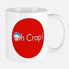 Oh Crap! Obama Mug
