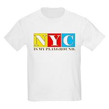 NYCplayground T-Shirt