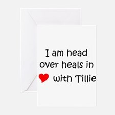 Cool Tillie Greeting Cards (Pk of 10)