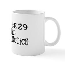 Still 29 Small Mug