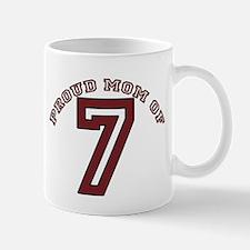 Proud Mom of 7 Mug