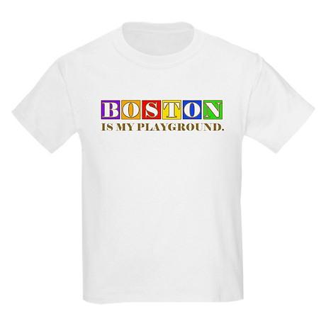 Boston Playground Kids Light T-Shirt