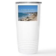San Onofre State Beach Travel Mug