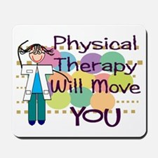 Physical Therapy Mousepad