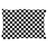 Checkered Pillow Cases