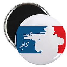 "Major League type Infidel 2.25"" Magnet (100 pack)"