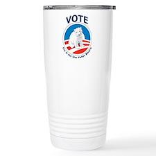 Vote - Do it For Polar Bears Travel Mug