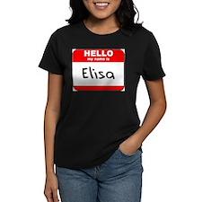 Hello my name is Elisa Tee
