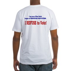 NO VOTE #3 Shirt