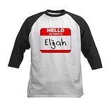 Elijah Baseball Jersey
