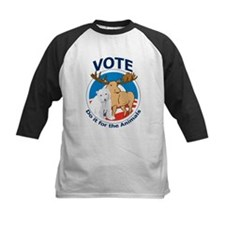 Vote - Do It for the Animals Tee
