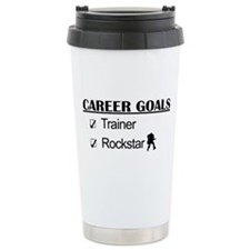 Trainer Career Goals - Rockstar Travel Mug