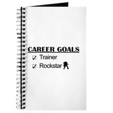 Trainer Career Goals - Rockstar Journal