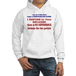 No VOTE #2 Hooded Sweatshirt