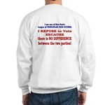 No VOTE #2 Sweatshirt
