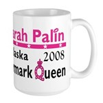 Queen Palin Large Mug