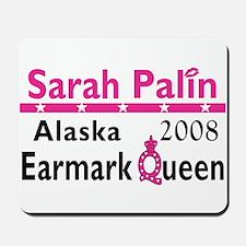 Queen Palin Mousepad