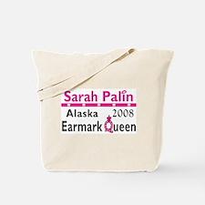 Queen Palin Tote Bag